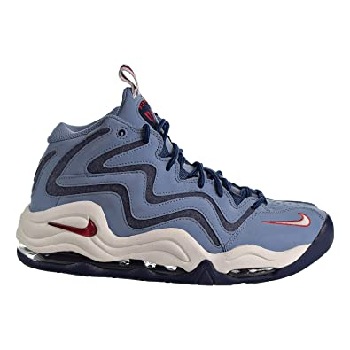 Nike Air Pippen Men s Basketball Shoes Work Blue University Red 325001-403  (7.5 3f0517c61