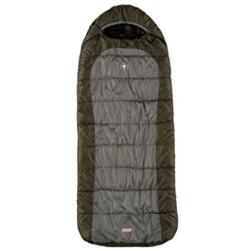 Coleman 2000012422 Saco de dormir rectangular para acampada: Amazon.es: Deportes y aire libre