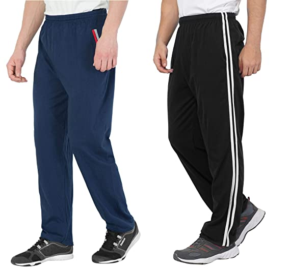 473b06800f9d Combo Of Men's Cotton Track Pants, Joggers for Men, Men's Leisure Wear,  Night Wear Pajama, ...