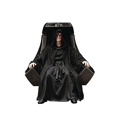 Kotobukiya Star Wars: Emperor Palpatine Artfx+ Statue: Toys & Games