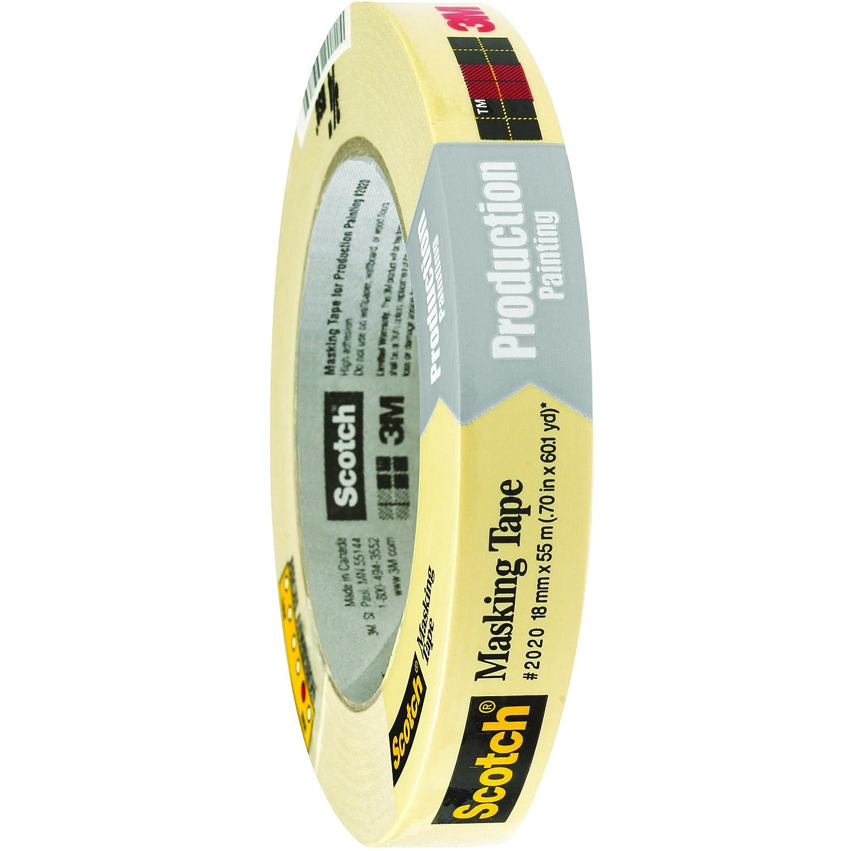 3m 3/4 inch masking tape