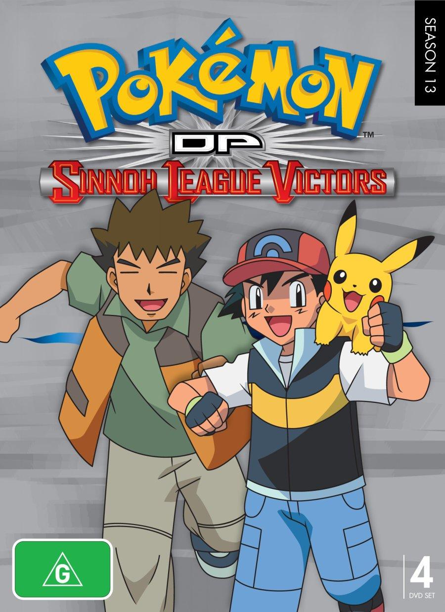 Pokemon liga sinnoh in romana