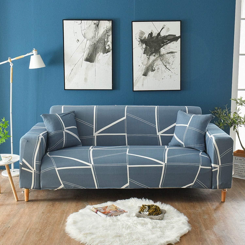 Spinning Funda elástica giratoria para sofá de algodón para salón ...
