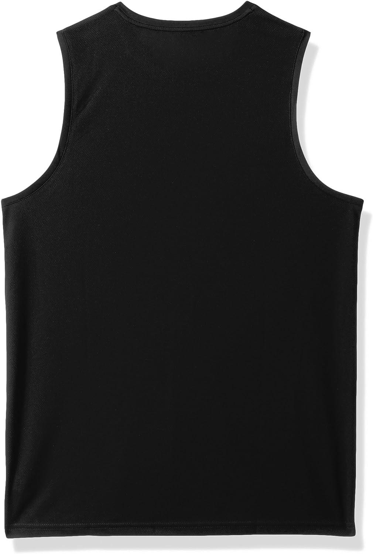 Black 8 MLS by Outerstuff boys Youth 4-20 Fan Gear Tank Small