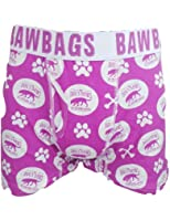BAWBAGS 'THE DUGS BAWS' BOXERS Magenta