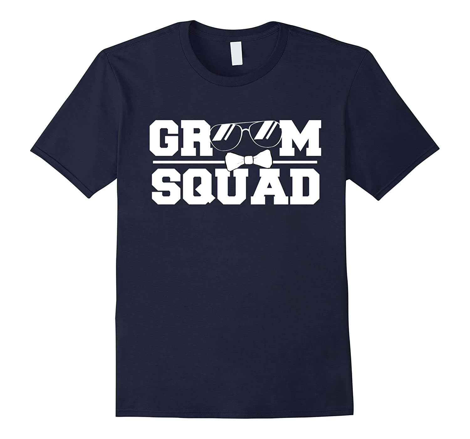 Groom Shirt - Groom Squad Wedding Shirt-Vaci