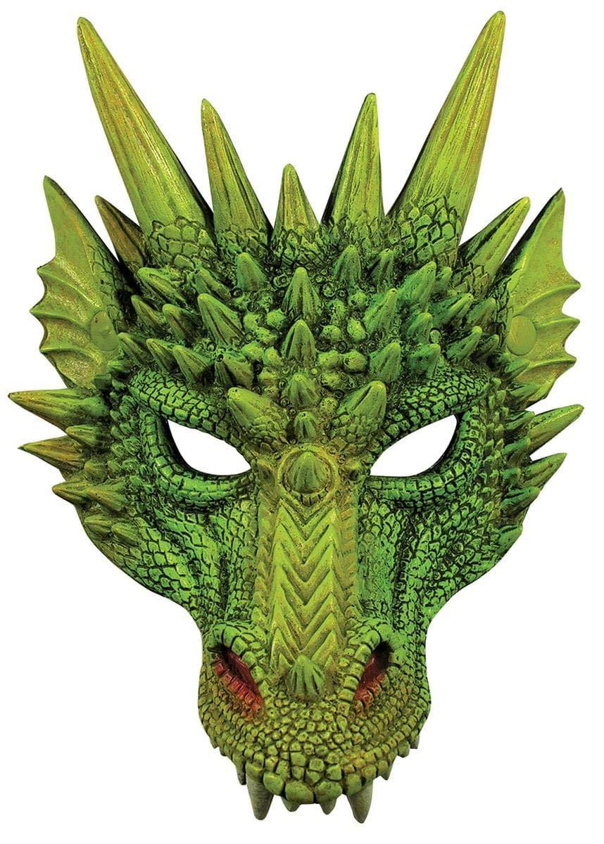 Forum Novelties Unisex Dragon Half Mask Accessory product image
