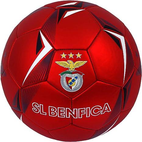 Balón de fútbol Benfica Lisboa – Oficial – T 5: Amazon.es ...