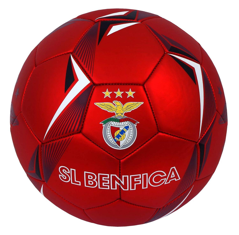 Balón de fútbol Benfica Lisboa - Oficial - T 5: Amazon.es ...