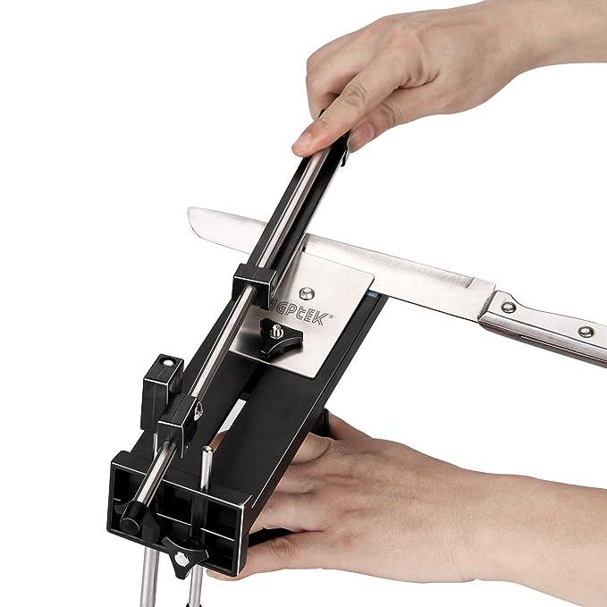 Amazon.com: AGPtEK - Afilador de cuchillos de cocina ...