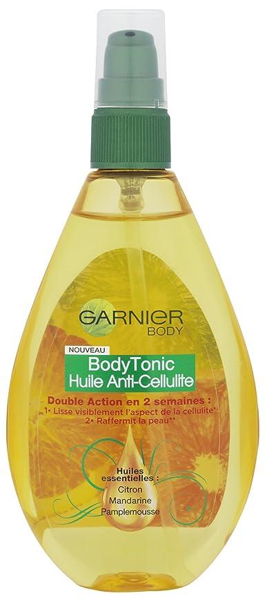 Garnier - Bodytonic - Huile amincissante corps - Raffermissante Anti- cellulite d010bba2514e9