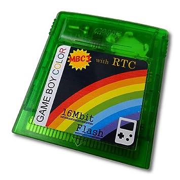 amazon co jp srpj gbc original mbc3 base flash cartridge rtc