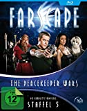 Farscape-Staffel 5-the Pea [Blu-ray] [Import anglais]