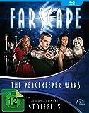 Farscape - Staffel 5 - The Peacekeeper Wars [Blu-ray]