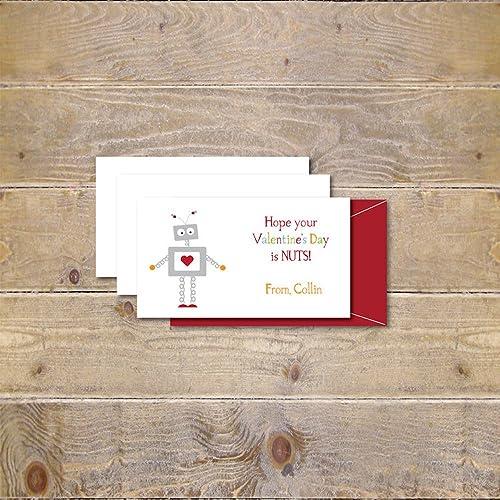 Amazoncom Valentines Cards Kids Children School Class From