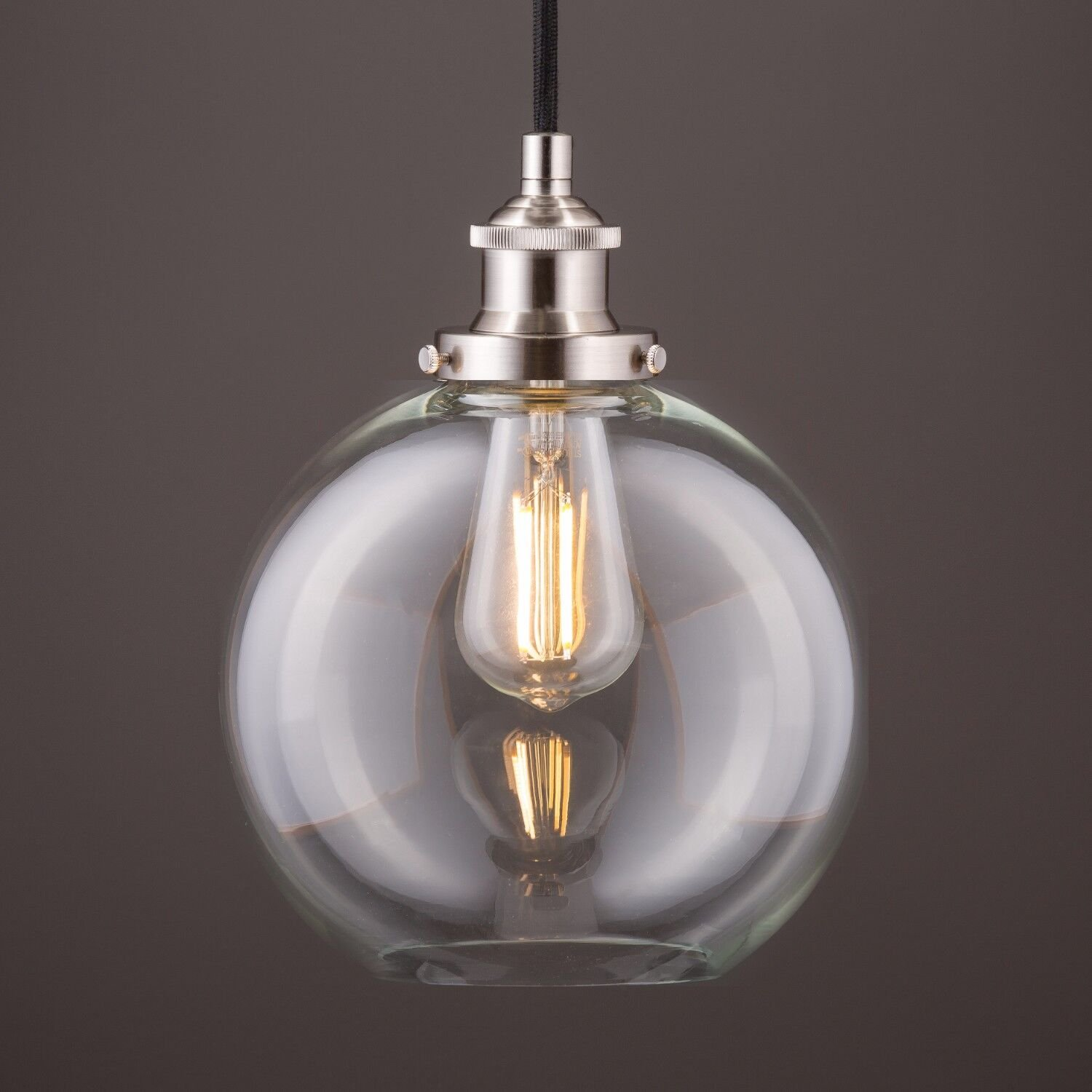 Primo LED Industrial Kitchen Pendant Light