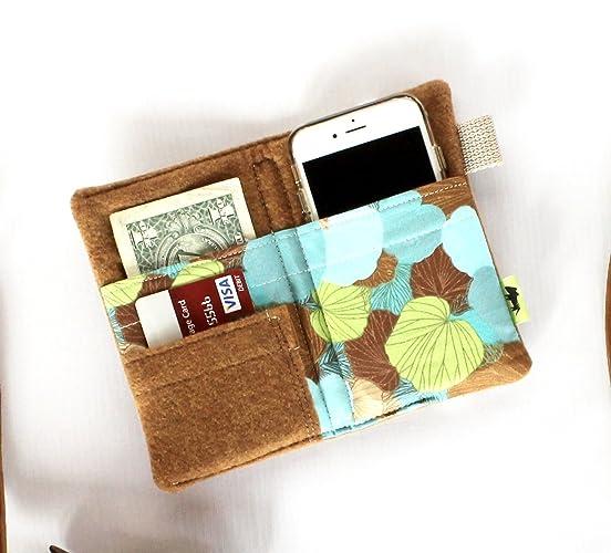 Amazon.com  Boho iPhone 6 Wallet 3aae31178c