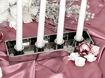 Kerzenleuchter kerzenständer kerzenhalter flammig länge