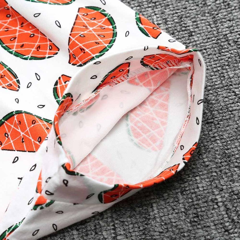 Voberry Toddler Kids Baby Girls Boys Summer Print Harem Shorts Pants