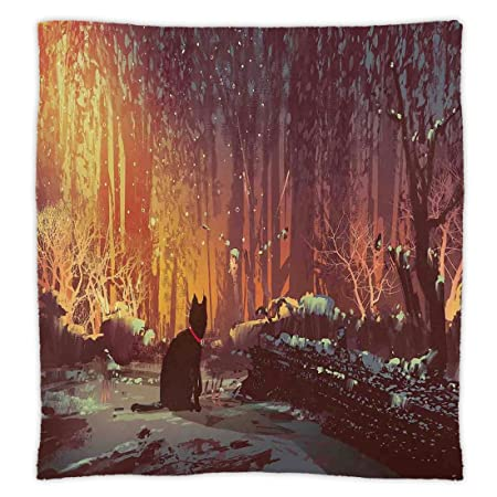 Swell Super Soft Throw Blanket Custom Design Cozy Fleece Blanket Onthecornerstone Fun Painted Chair Ideas Images Onthecornerstoneorg