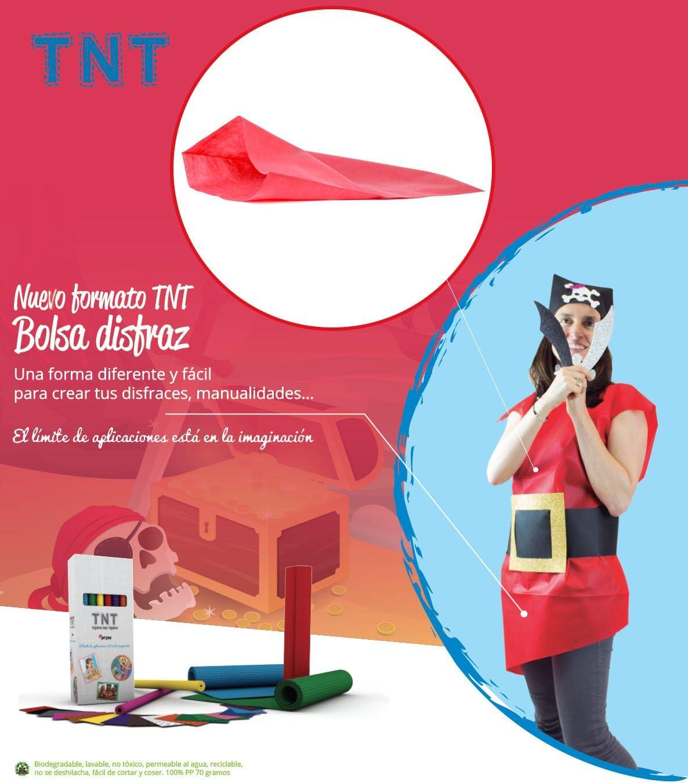Pryse 5075190 - Pack de 25 bolsas para disfraz, 65 x 90 cm, Color ...