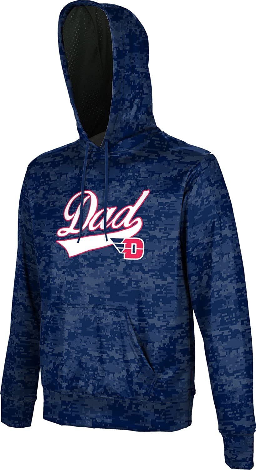 School Spirit Sweatshirt ProSphere University of Dayton Fathers Day Mens Pullover Hoodie Digital