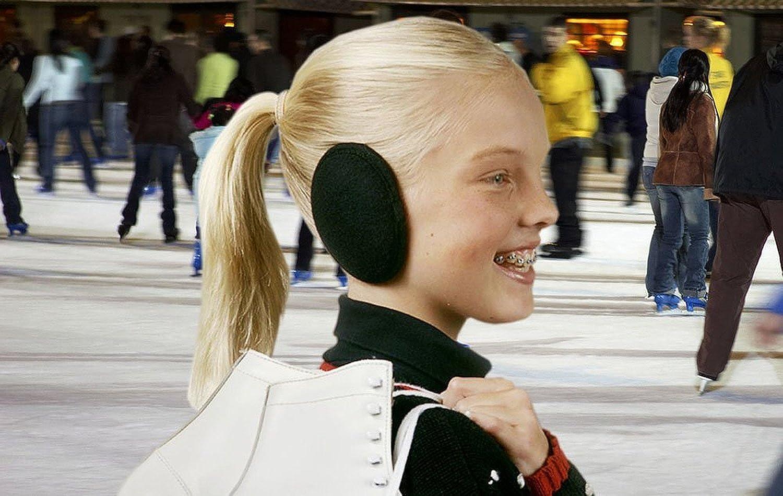 Ear Mitts Bandless Ear Muffs Gift Set Warm Ear Muffs In A Stylish Gift Bag