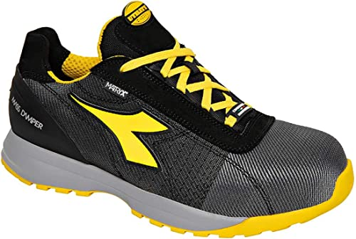 Chaussures de Travail Basses Glove MDS MATRYX S1P HRO SRC pour Homme et Femme Utility Diadora