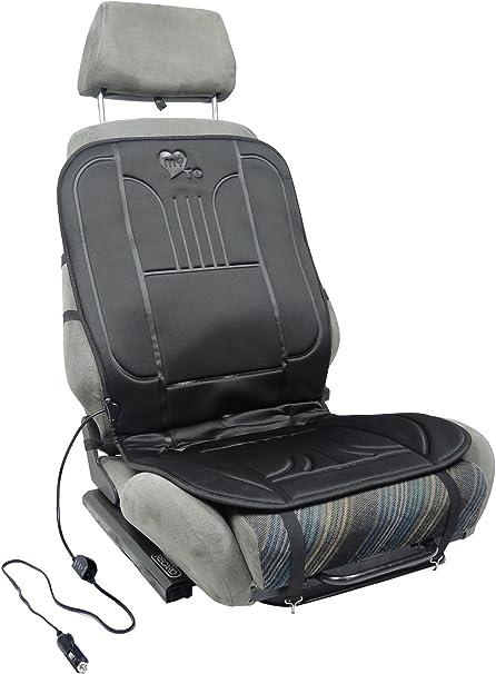Heizbare Sitzauflage 2-Stufen Sitzheizung Heizkissen Beheizbares Sitzkissen 12V