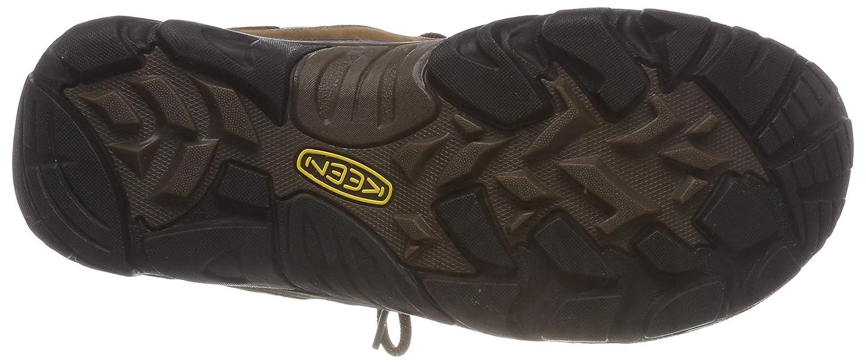 Zapatos de High Rise Senderismo para Hombre KEEN Galleo Waterproof Mid