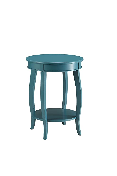 Popular Amazon.com: ACME Furniture Acme 82790 Aberta Side Table, Teal, One  LH13