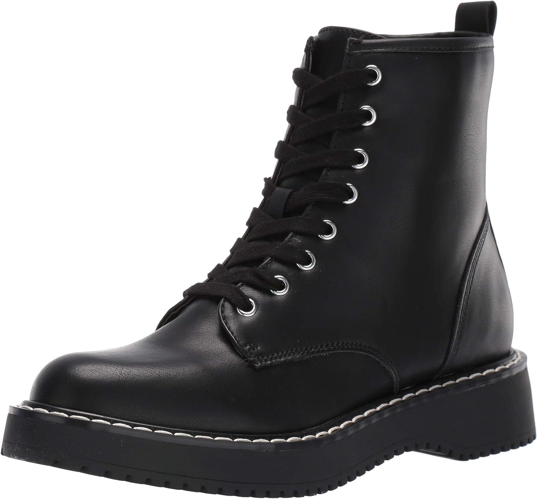 Madden Girl Women's Kurrt Combat Boot