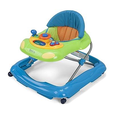 Delta Children Lil\' Fun Walker, Blue : Baby Walkers : Baby [5Bkhe0201384]
