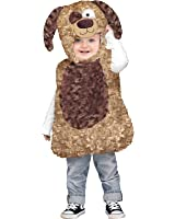 Cuddly Puppy Toddler Costume