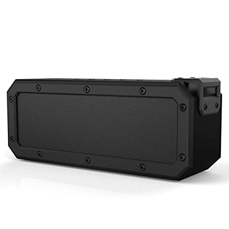 Unterhaltungselektronik Ehrlich 40 W Drahtlose Bluetooth Lautsprecher Wasserdichte Outdoor Stereo Bass Usb Fm Radio Audio Wireless Subwoofer Audio