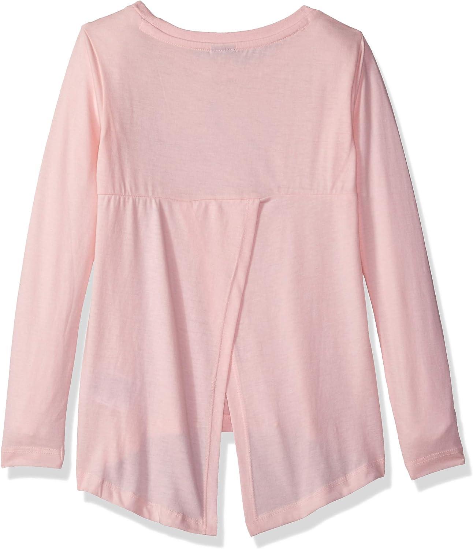 PUMA Girls Girls Folder Back T-Shirt T-Shirt