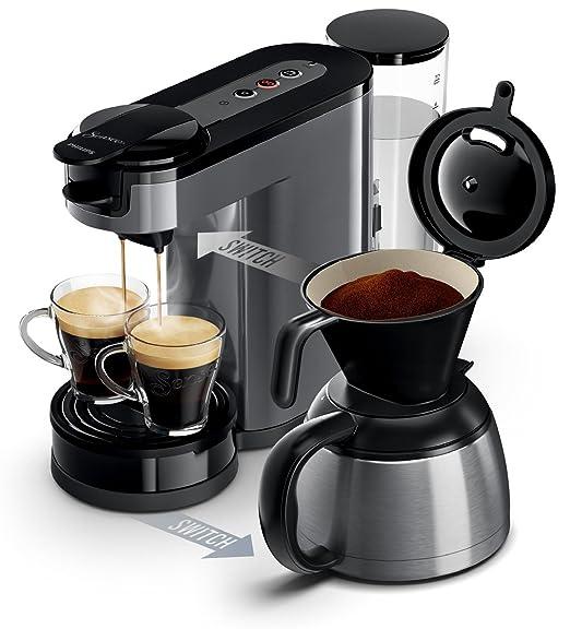 Philips Senseo HD7892/29 Independiente Máquina de café en cápsulas ...