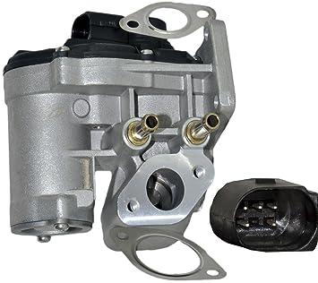 D2P EGR Válvula + Junta para Volkswagen Polo 1.4 FSI (2002 - 2006 ...