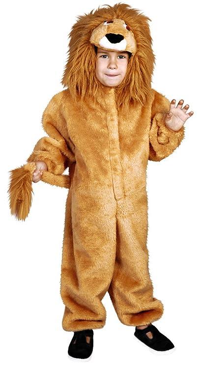Disfraz de León para niños de 7 a 9 años