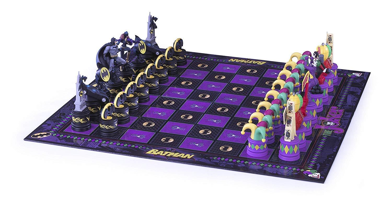 安いそれに目立つ ■バットマン チェスセット■Batman COMICS Chess Set 製品 ■DC コミックス オフィシャル 製品 ■DC ■バットマン COMICS Official Merchandise B06Y53Y79W, sawa a la mode サワアラモード:172cdbbe --- nicolasalvioli.com