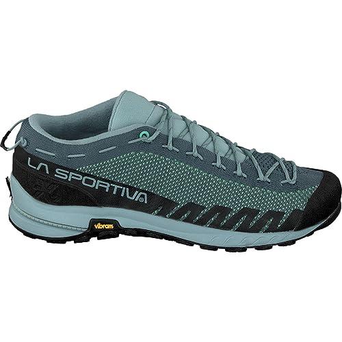 La Sportiva TX2 Woman, Zapatillas de Senderismo para Mujer, (Slate/Jade Green 000), 36.5 EU: Amazon.es: Zapatos y complementos