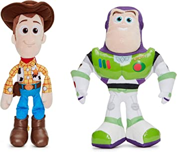 Toy Story - Pack 2 Peluches 1180
