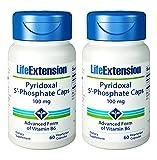 Pyridoxal 5'-Phosphate Caps 100 mg, 60 Vegetarian