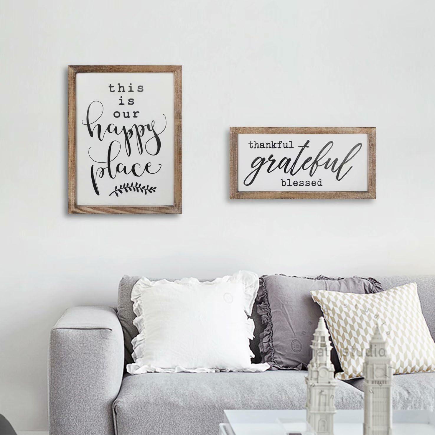 Amazon.com: SANY DAYO Carteles de decoración para el hogar ...