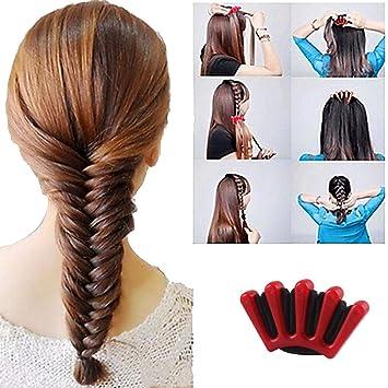aspect esthétique nouvelles photos officiel de vente chaude takestop Accessoires pour Cheveux Braider Twist Tresse ...