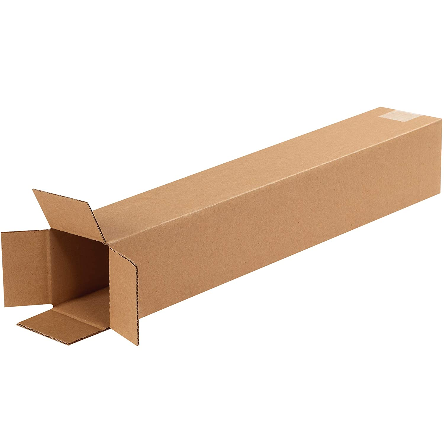 4x4x24 New Corrugated Boxes for Moving or Shipping Needs 32 ECT
