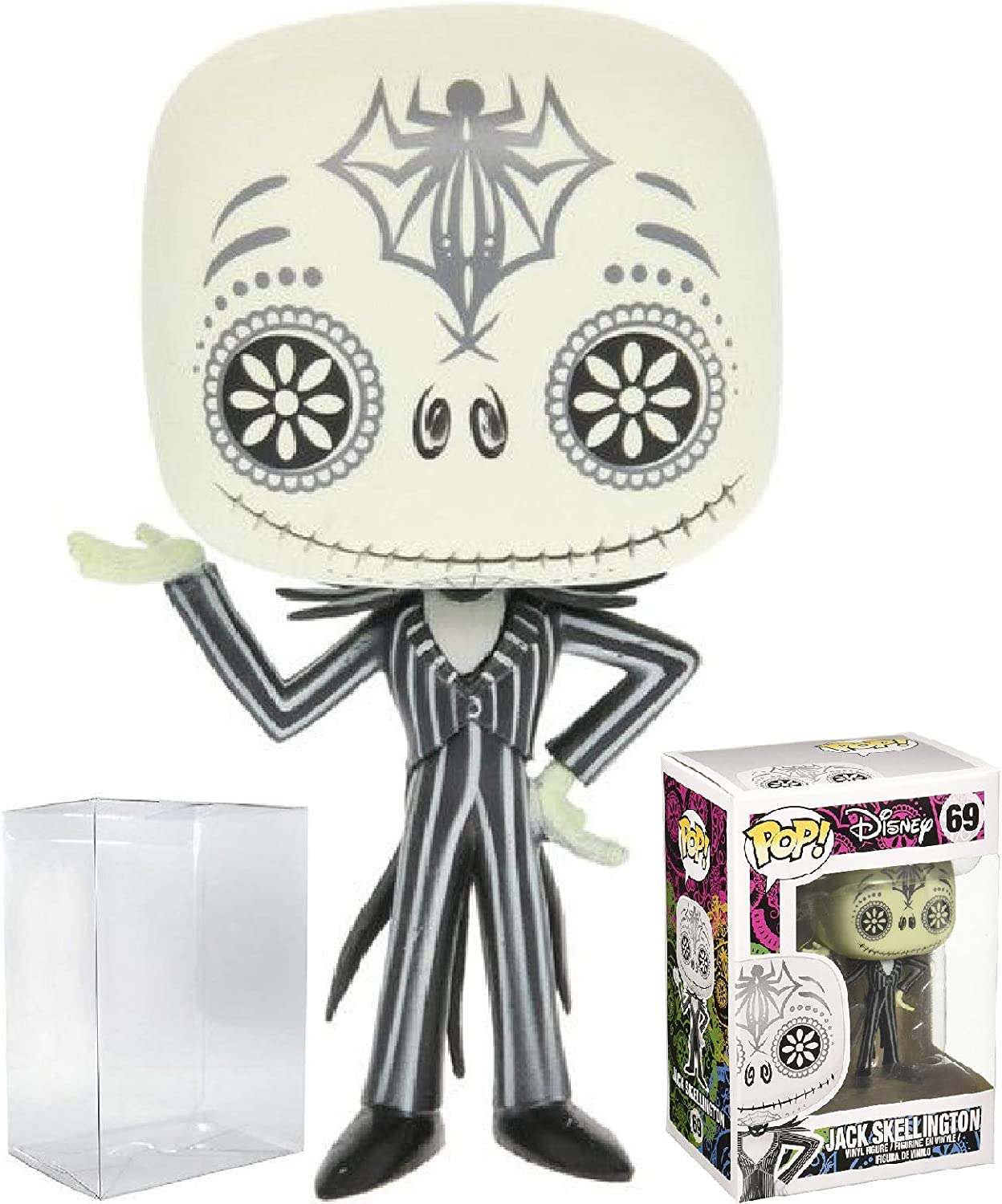 POP Disney  Series 2 Funko Jack Skellington VINYL Brand New In Box