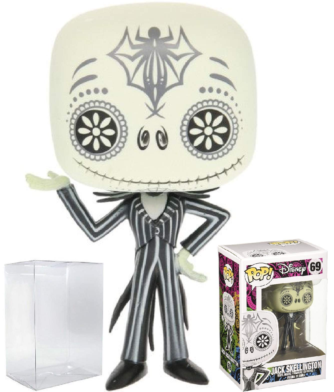 Funko Pop! Disney: The Nightmare Before Christmas - Day of The Dead ...