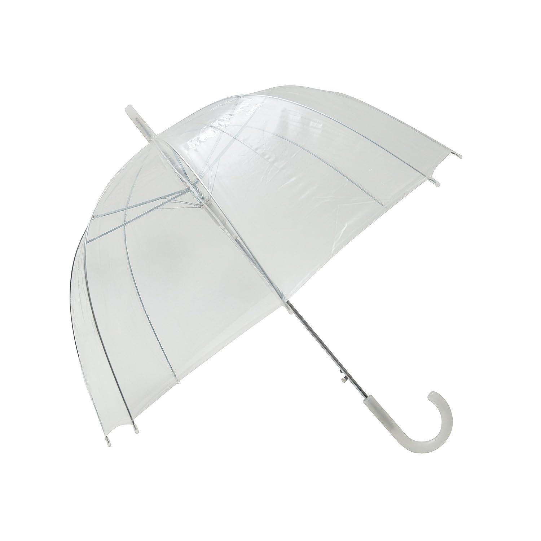 SMATI Ombrello a cupola trasparente - per uccelli Ombrelli, da donna - apertura automatica