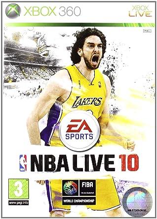 NBA Live 10: Amazon.es: Videojuegos